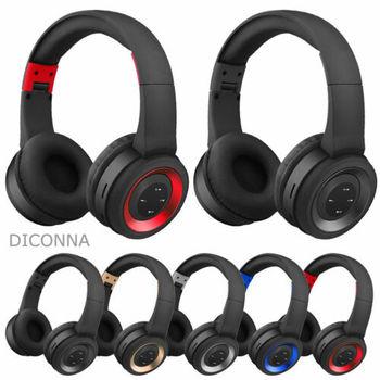 Wireless Bluetooth Headphones Foldable Headsets Stereo Heavy Bass Hot Unisex Cool Headphones