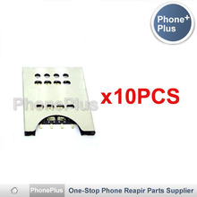 10PCS Sim Card Reader Module Slot Tray Holder High Quality For Sony Ericsson Xperia pro MK16 MK16i Ray ST18 ST18i J ST26 ST26i