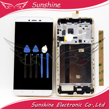For Cubot X10 With Frame LCD Display For Cubot X10 LCD DisplayTouch Screen Digitizer Assembly With tools
