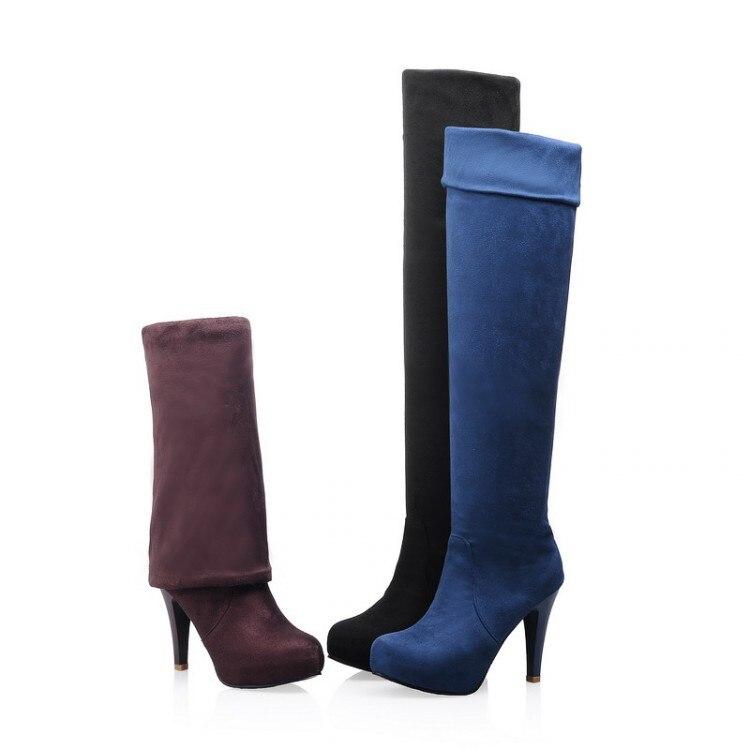 2017 Sale Botas Mujer Boots Shoes Women Fashion Motocicleta Mulheres Martin Outono Inverno Botas De Couro Boots Femininas 5818 shoes woman fashion motocicleta mulheres martin outono inverno botas de couro boots femininas botas women boots canvas 9302