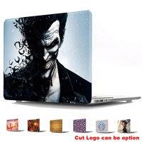 Gedrukt Laptop Harde Beschermhoes voor Macbook Air Pro Retina Touch bar 13 15 Kleurrijke Beschermende Huid Notebook Case Hard Coque