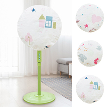Protector Standing Dust-Cover Round Fan 45cm Peva-Fan Sheild Washable Safety