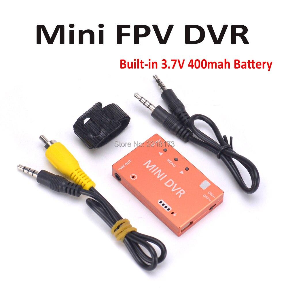 FPV Mini DVR Video Audio Recorder FPV Recorder RC Quadcopter Recorder for FPV RC Quadcopter Multicopters VR Goggle new hmdvr fpv through the machine for mini dvr video audio recorder