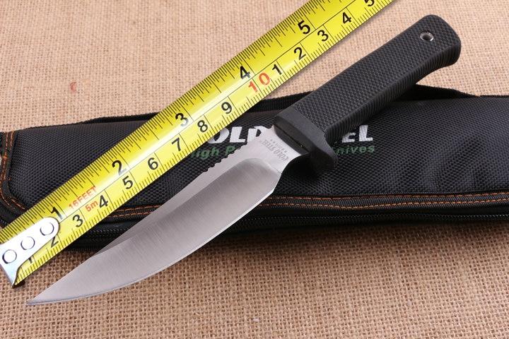 Fine Cold Steel font b Tactical b font Fixed Blade font b Knife b font ABS