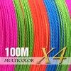 100m-Multicolour