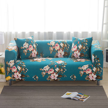 Hot sofa cover elastic for living room armchair furniture Couch Covers sofa plaid chair slipcovers Stretch