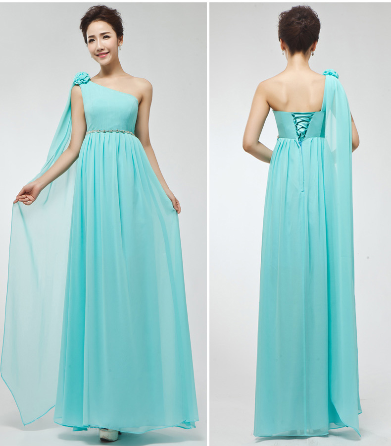 Popular Turquoise Bridesmaid Dresses-Buy Cheap Turquoise Bridesmaid Dresses Lots From China ...