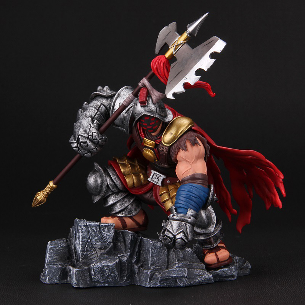 Game Action Figure Toy Figures 18CM Jax Grandmaster At Arms Christmas Gifts Centurion JAX Classic Collection Model