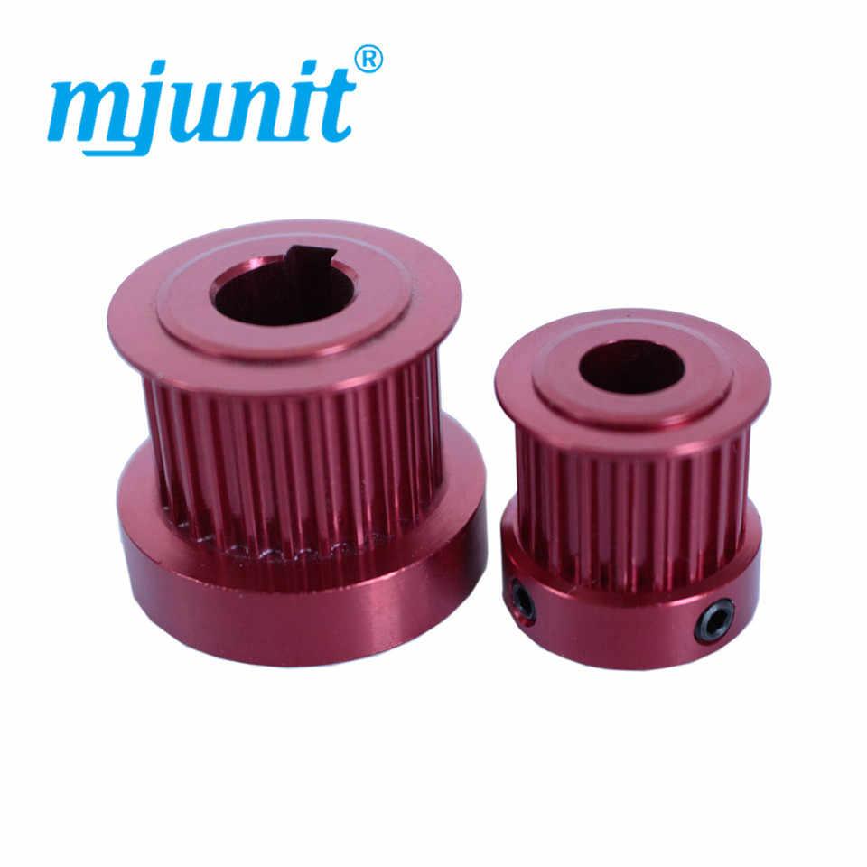 HTD5M koło rozrządu zestaw pasków redukcji 1:3 5 M 20 T 60 T zębate koło pasowe 5M-410 pasek rozrządu aluminium MXL 60 zęby 7mm