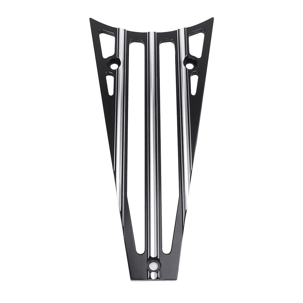 Motorcycle Radiator Grille Guard Cover Protector for Harley Touring Road Glide /Road King /Street Glide /Ultra Electra Etc abs hard saddlebags latch keys for harley road king electra street glide 14 18