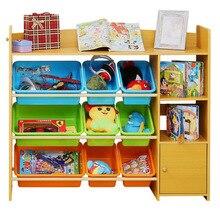Ручки для шкафа мебель пластиковая деревянная книжная полка детский книжный шкаф детская игрушечная подставка шкаф для хранения игрушек estanterias infantiles