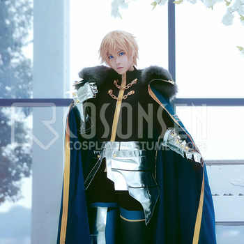 Fate Grand Order FGO Gawain Saber Servant Cosplay Costume With Cloak COSPLAYONSEN Full Set Custom Made - Category 🛒 All Category