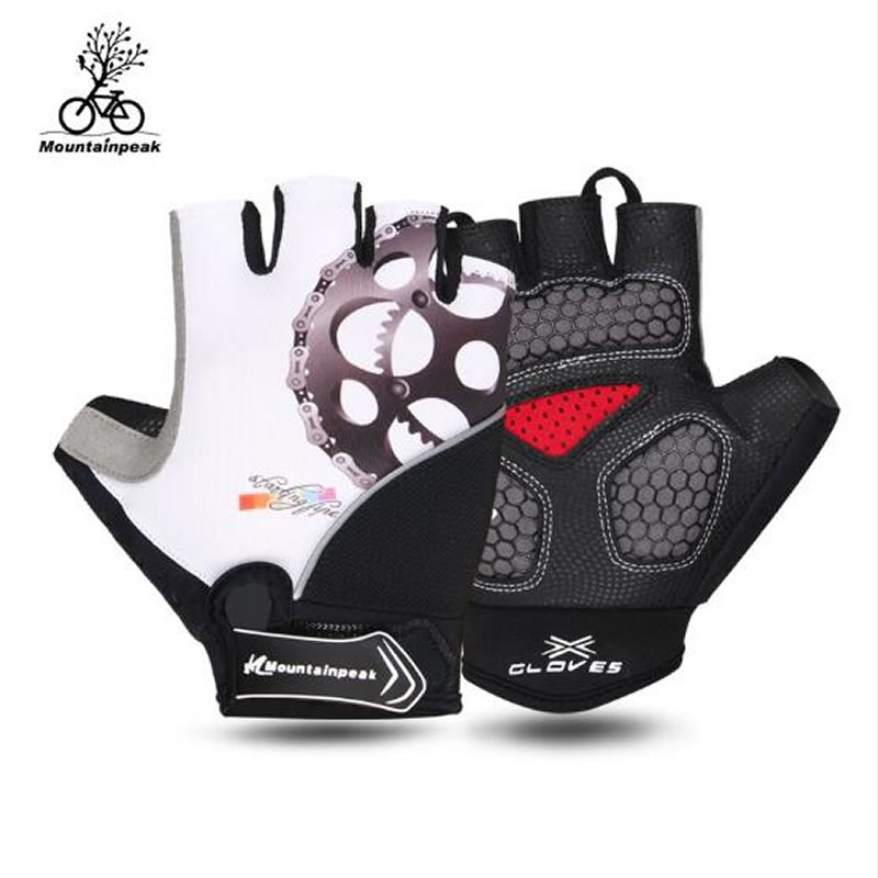 Summer Cycling <font><b>Gloves</b></font> Half Finger <font><b>GEL</b></font> Gym Riding Sport <font><b>Gloves</b></font> mtb <font><b>Mountain</b></font> Road Bicycle <font><b>Bike</b></font> <font><b>Gloves</b></font> Men Women guantes ciclismo image