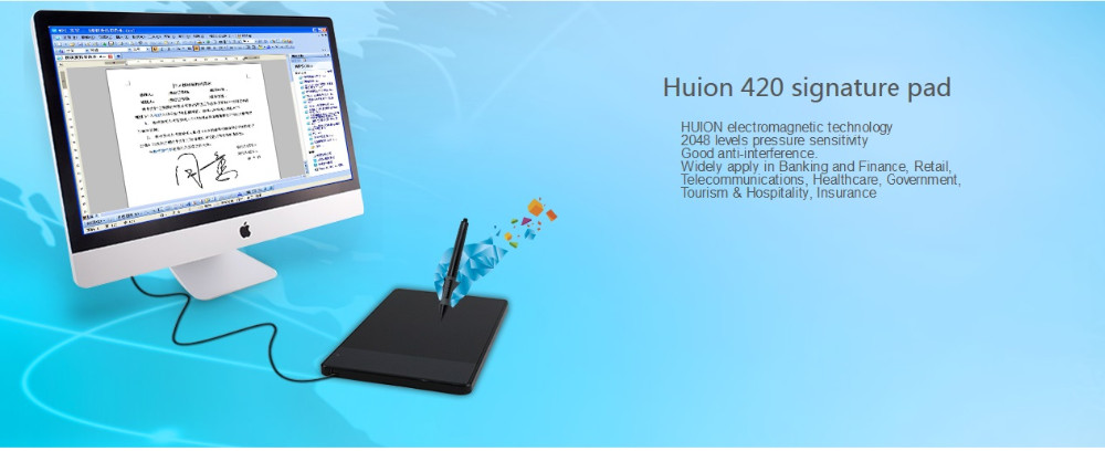 huion 420 tablet driver download