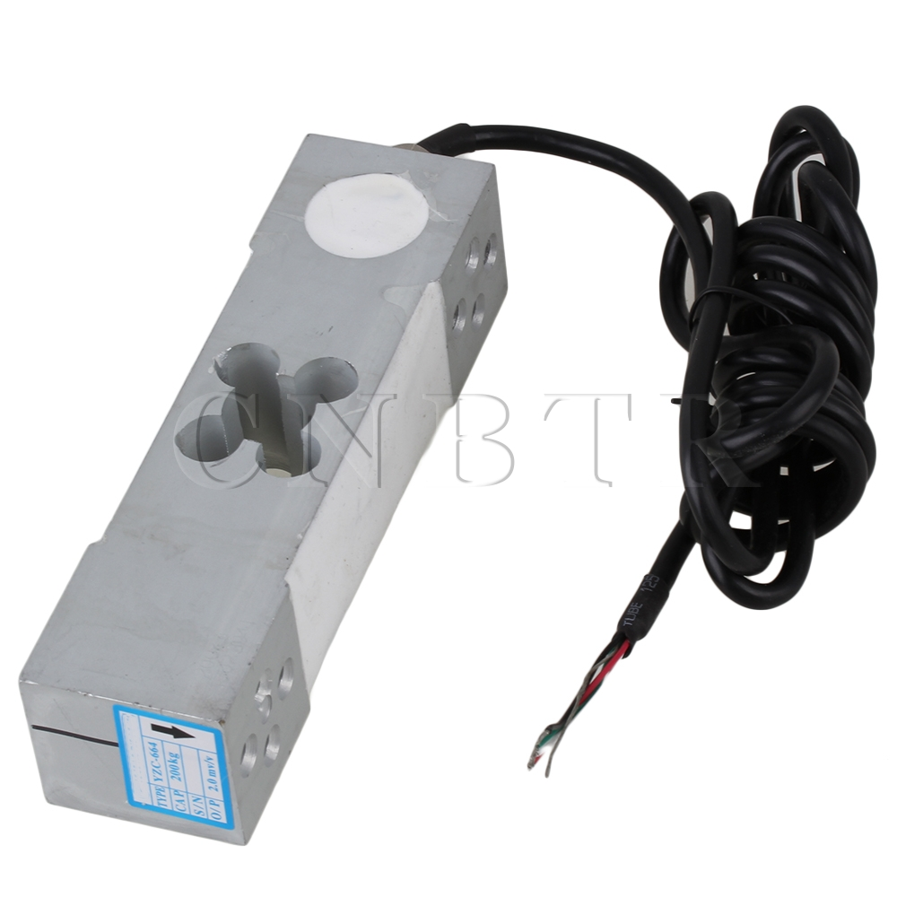 все цены на CNBTR High Precision 200Kg Electronic Scale Parallel Beam Load Cell Sensor YZC-664 онлайн