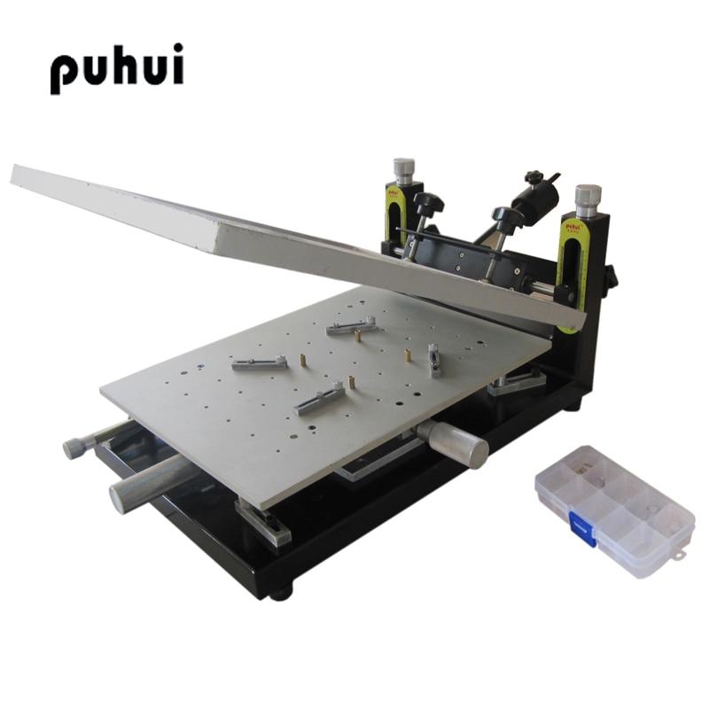PUHUI nagy pontosságú forrasztó paszta nyomtatott áramköri lapok - Hegesztő felszerelések - Fénykép 4