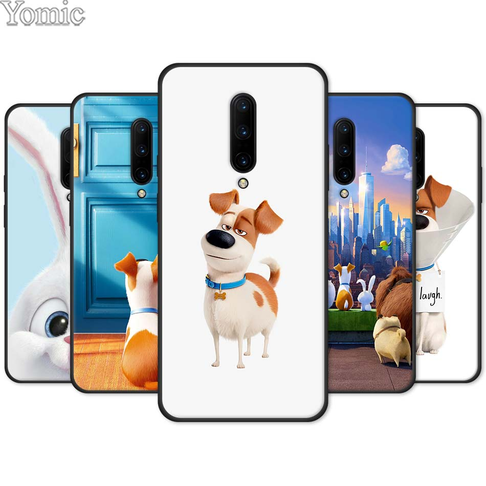 The Secret Life of Pets Silicone Phone Case for font b Oneplus b font font b
