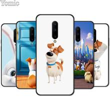 The Secret Life of Pets Silicone Phone Case for Oneplus 7 7 Pro 6 6T 5T Black Case for Oneplus 7 7Pro Soft TPU Cover Shell