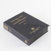Новая книга Ishihara 38 пластин   оптометрическая книга для проверки цветослепления   новая версия   с маркировкой