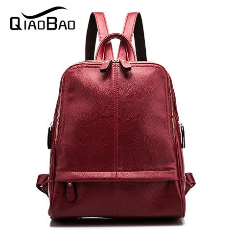 Popular Leather Business Backpack-Buy Cheap Leather Business ...