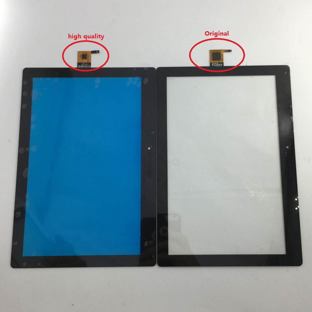купить 10.1 For Lenovo Tab 3 10 Plus TB-X103F TB-X103 X103 Touch Screen Digitizer Sensor Panel Glass Tablet PC Replacement Parts по цене 1155.96 рублей