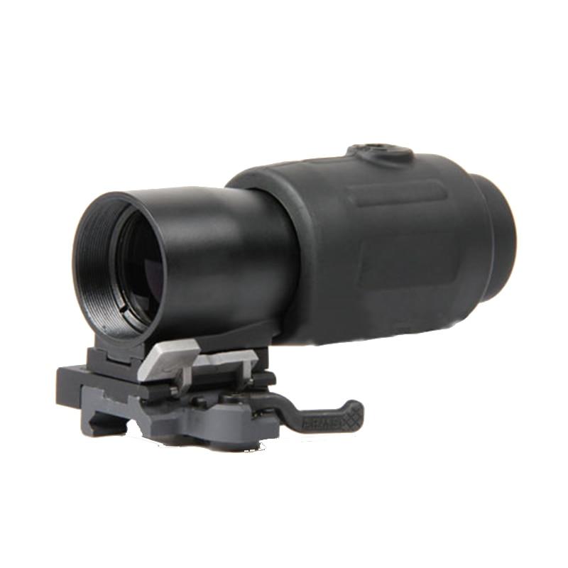 Nieuwe aankomst Tactical 3X Magnifer met FTS Mount voor jacht - Jacht