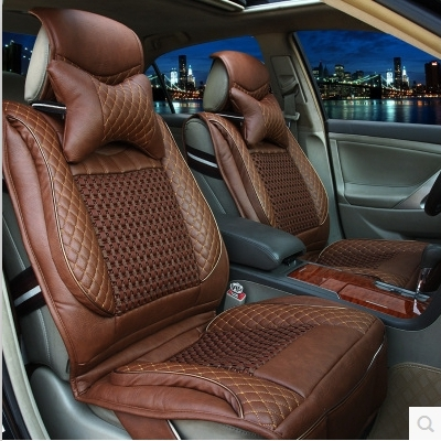 Good quality car seat covers for Ford Fiesta 2014 durable comfortable leather seat & Aliexpress.com : Buy Free shipping! Good quality car seat covers ... markmcfarlin.com