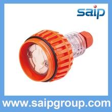 *IP66*  3 Poles 10A 250V Waterproof Industrial Use Sockets / Plugs Connectors (SP-56CSC310)