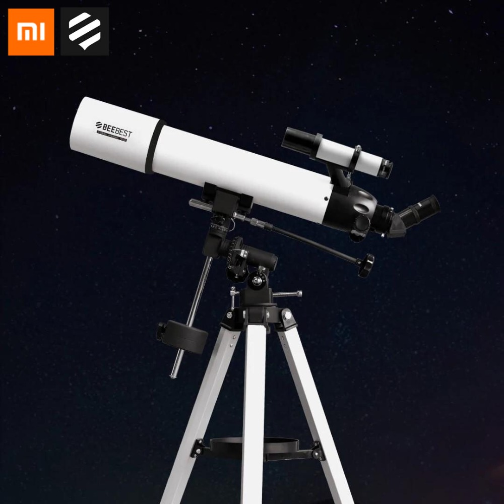 Original Xiaomi Professional BEEBEST Astronomical Telescope Stargazing Space 90mm High Magnification HD Connect Phone Take Photo