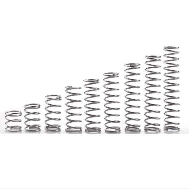 10pcs Dia 1mm OD 8-10mm Length 10-30mm stainless steel compression spring Y shape extension springs rustproof electrical spring 10pcs lot 4mm dia 30mm length 90