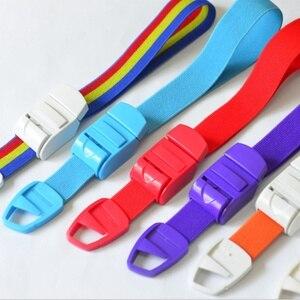 Image 4 - Quick Slow Release  Paramedic Sport Emergency Tourniquet Buckle Plastic ABS Tourniquet Color Random 1pc