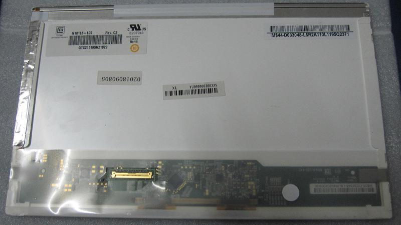 10.1 inch N101L6-L02 notebook LCD screen