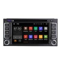2 din Android 8.1 Car DVD Player For Toyota Land Cruiser 100 200 Prado 120 150 Rush Corolla Hiace Yaris Hilux Multimedia radio