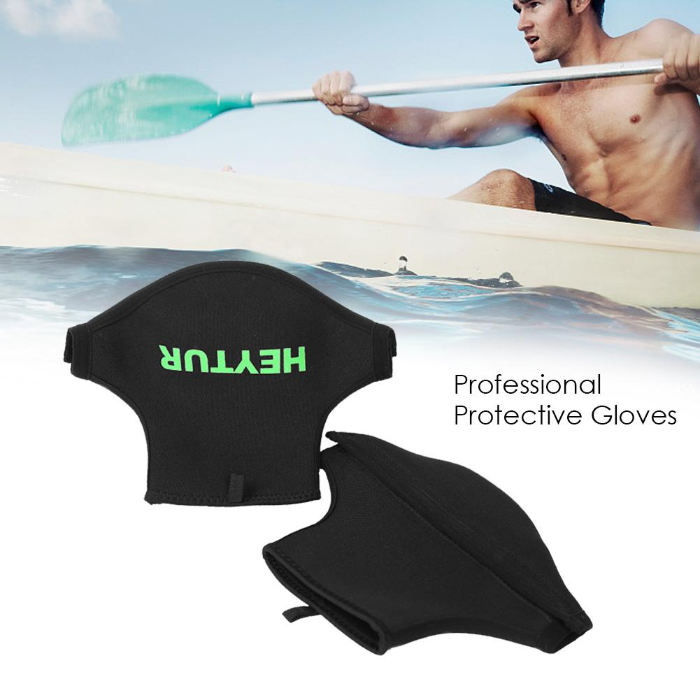 Thicken Waterproof Wear-resistant Kayak Paddle Grips Anti-skid Gloves Professional Protective Gloves For Efficient Paddling