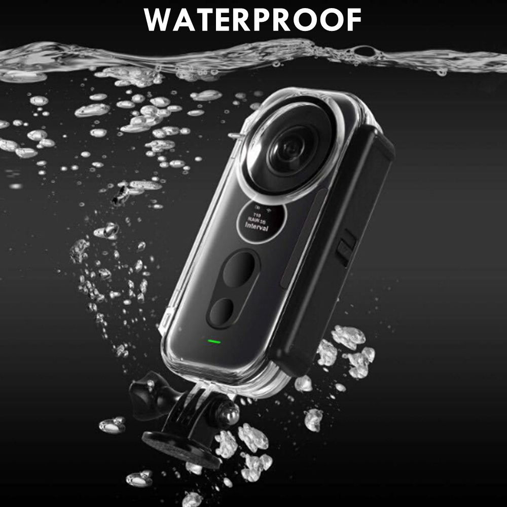 5 M Insta360 ONE X Venture waterproof housing case dive for One action camera accessories in stock