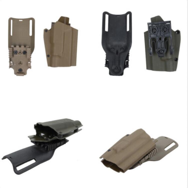 TMC Tactical G17 X300 Kydex Belt Holster Drop Adapter Quick Release Holster Set