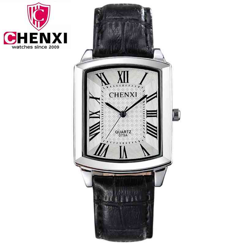 NATATE CHENXI Watch Men Watches Top Brand Luxury Famous Wristwatch Male Dresses Clock Quartz Wrist Watch Relogio Masculino 079A natate new popular men fashion quartz watch leisure business luxury chenxi brand stainless sports wristwatch 1240