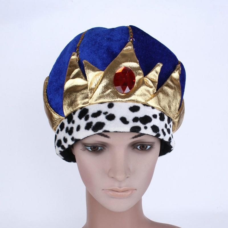 2017 new Child Toddler Pharaoh Prince Hat For Halloween Costume Accessory Cosplay Cap