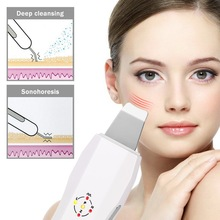 Rechargeable Anion Facial Skin Scrubber