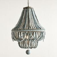 Large/wooden chandelier french/vintage/retro/nordic/wood chandelier for living room/foyer/dining room/kitchen/bedroom lighting