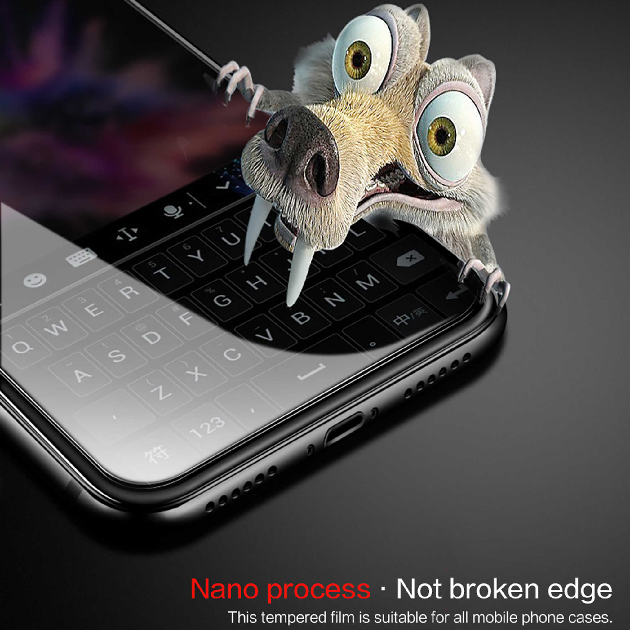 Premium Tempered Glass Pelindung Layar Perlindungan untuk Asus Zenfone Live L1 3 4 Max Pro 5 Lite ZenFone M1 2 3 Laser 4 Selfie