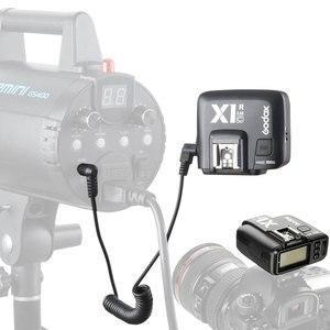 Image 4 - Godox X1C E TTL II 2.4G Wireless Flash Trigger High Speed Sync For Canon EOS 6D 7D 60D 650D 5DIII TT685 (Transmitter + Receiver