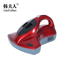 220V Portable Red UV Mite Cleaner Mini Sterilization Machine Ultra Quiet Handheld Vacuum Cleaner Mite Terminator EU/AU/UK Plug