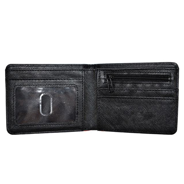 New Arrival Game  Wallet High Quality PU Leather Men's Purse 5