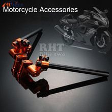 Motorcycle Adaptable Steering Handle Bar handlebar grip for benelli bn300 bn600 yamaha t-max500 t-max530 smax155 bws125 bwsr pcx