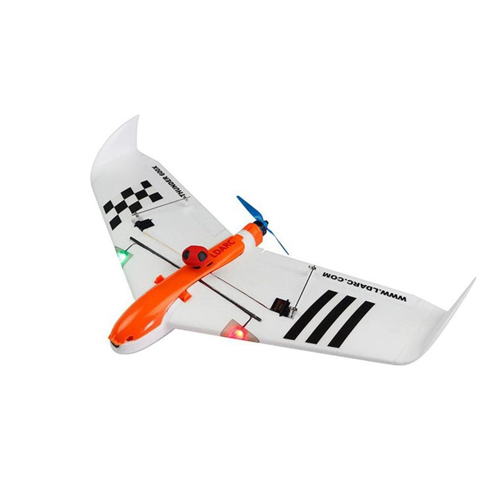 Kingkong/LDARC THUNDER 600X656mm Léger Envergure EPO FPV RC RC Racing Drone Quadcopter Avion Kit/ PNP/PNP + FPV