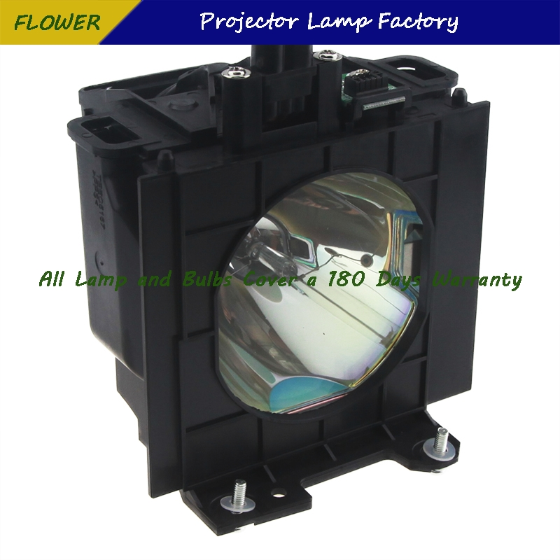 Projector  lamp with housing ET-LAD57 for PANASONIC PT-D5700 PT-D5700L PT-D5700UL PT-DW5100 PT-DW5100L PT-DW5100UL projector lamp bulb et lab80 etlab80 for panasonic pt lb75 pt lb80 pt lw80ntu pt lb75ea pt lb75nt with housing