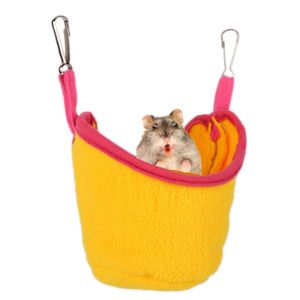 Rat Bed Boat Shape Hamster Ham