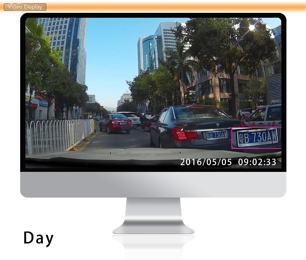 Автомобильный видеорегистратор ADDKEY, 5 дюймов, сенсорный экран, зеркало заднего вида, супер ночное видение, 1080 P, видеорегистратор с двумя объективами, монитор парковки