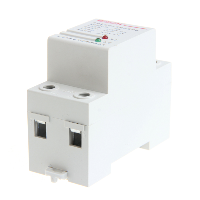 40A 220V Automatic Recovery Reconnect Over Under Voltage Protection Relay -Y103 network recovery